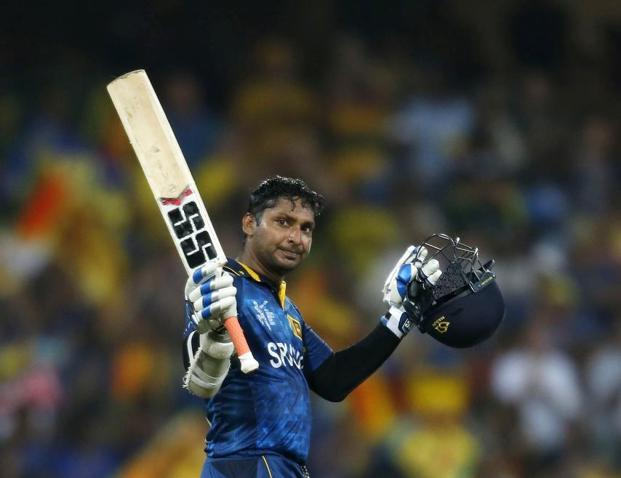 Sangakkara becomes only 2nd batsman to pass 14,000 ODI runs